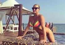 Волочкова: Хочу, чтобы грабителей покарали за сделанное с моей дочерью