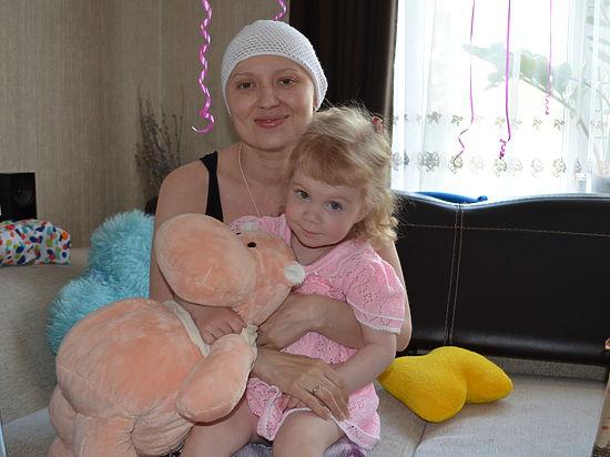 Маленькая Лиза Кононенко просит спасти ее маму