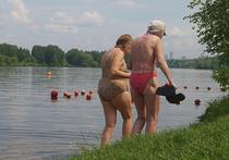 В каких парках Москвы можно купаться