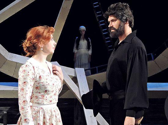 24 и 25 июня – премьера спектакля «Цыган» в Театре Горького