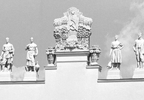 В Москве нашли захоронение скульптур сталинского времени