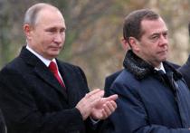 Весной правительство может остаться без Медведева: Путин наметил новый курс
