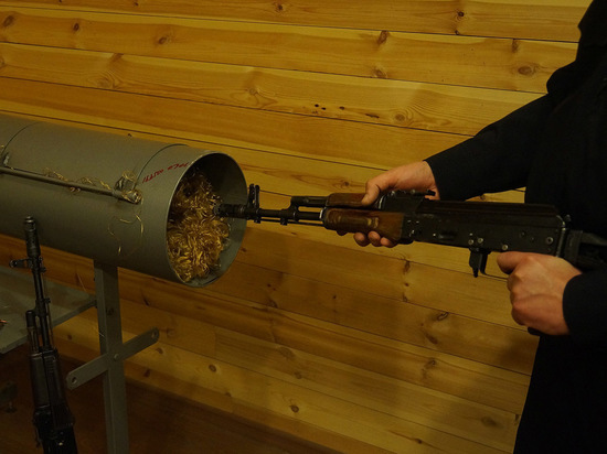 У жителя Таганрога в доме нашли автоматы, гранаты и ракеты