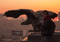 Руферы, пойманные на Спасской башне: