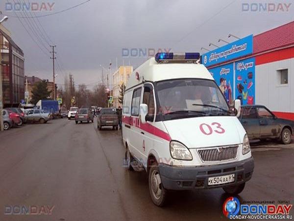 Машина сбила женщину с сыном вНовочеркасске