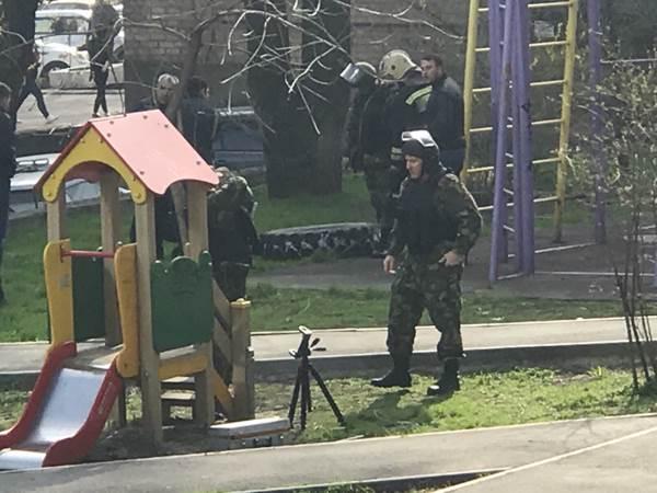 ВРостове-на-Дону рядом сошколой произошел взрыв