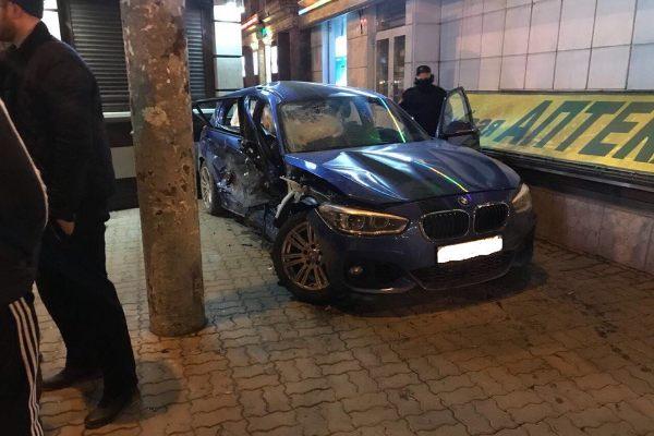 Вцентре Ростова-на-Дону в трагедии  пострадали шесть человек