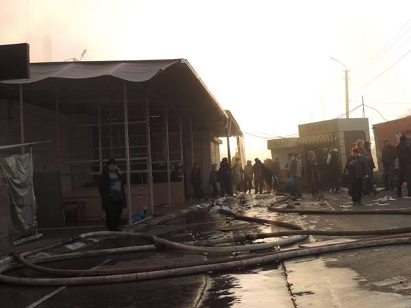 фото после пожара на темернике ростов вниманию несколько