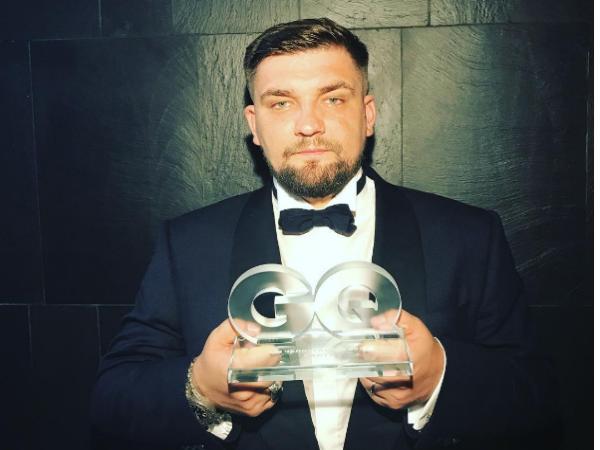 Баста победил напремии «Человек года»