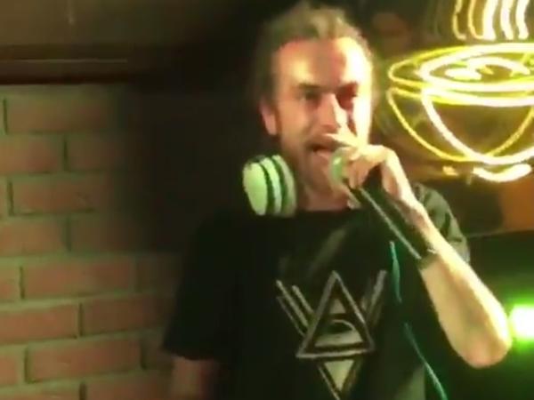 Насвоем уличном концерте вРостове Децл назвал Басту «козлом наогороде»