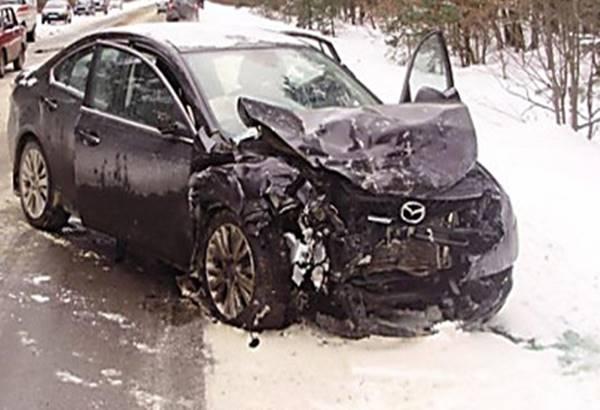 ВРостовской области в итоге ДТП погибла 28-летняя автоледи