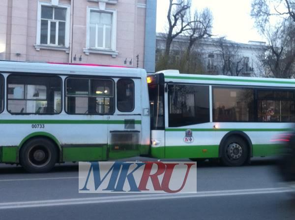 ВРостове гонка автобусов завершилась трагедией
