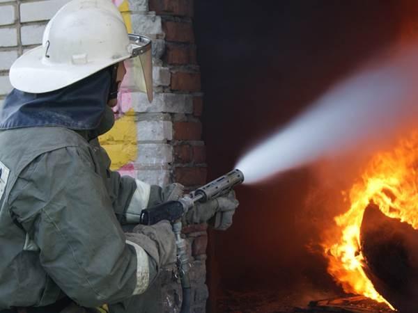 Покрасочный цех сгорел вРостовской области