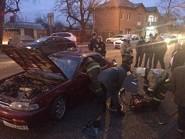 В трагедии наперекрестке улиц Профсоюзная-Ставского пострадали 4 машины