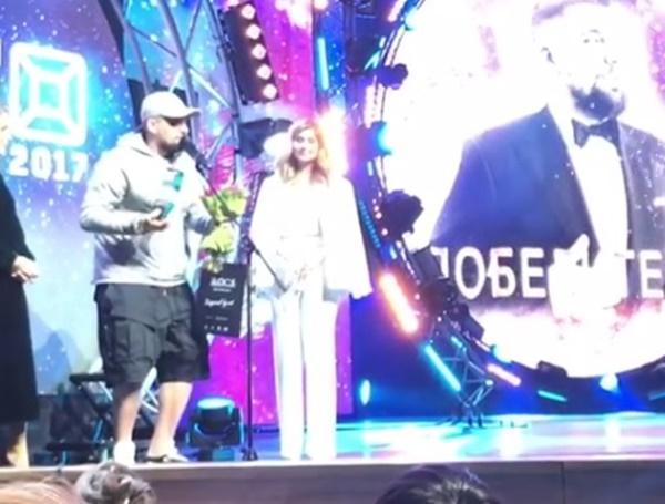 Баста посвятил победу намузыкальной премии родному Ростову