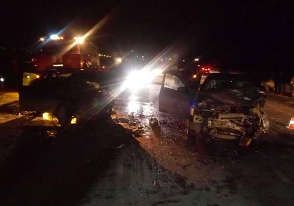 ВНеклиновском районе вДТП пострадали трое