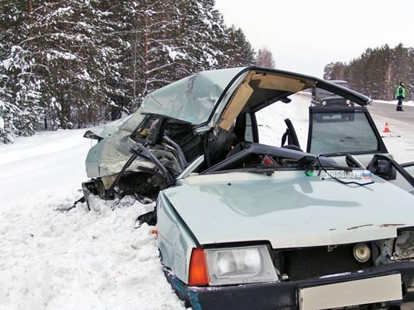В трагедии натрассе М-4 «Дон» умер пассажир «Девятки»