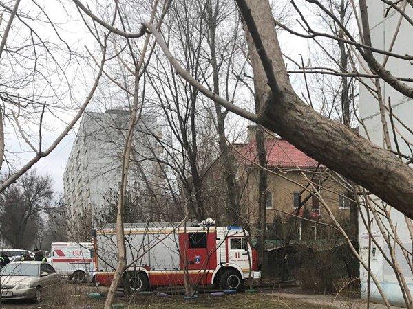 Измногоэтажки наулице Содружества эвакуировали жильцов